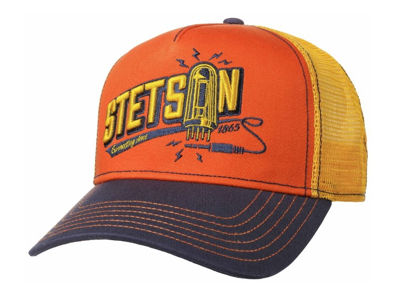 Stetson Trucker Cap Connecting